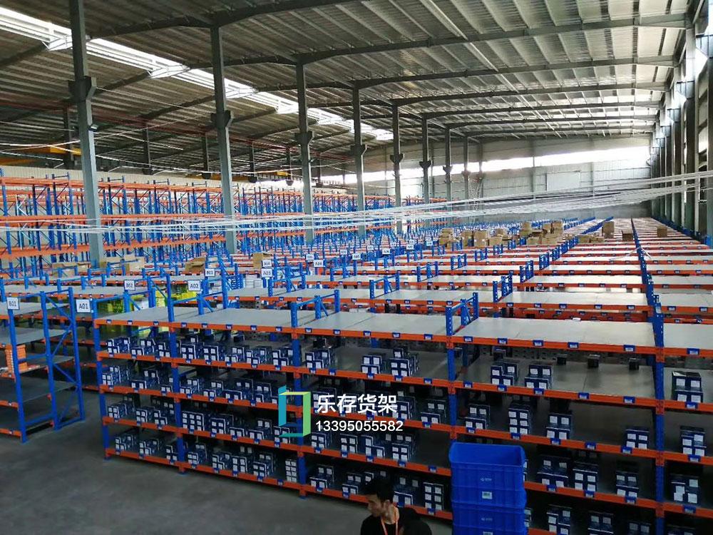 电商专用的货架,电商货架如何摆放比较可以更大的利用空间呢?