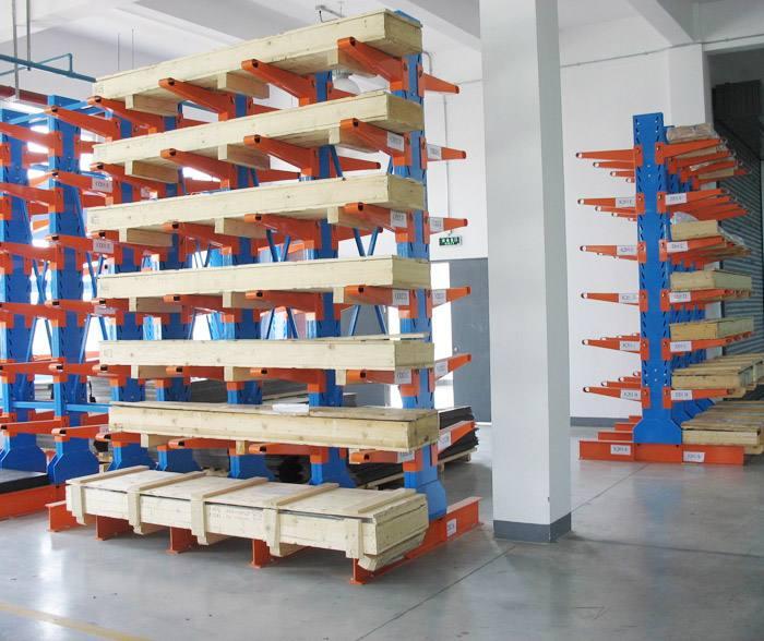 福建悬臂式货架-专业仓储货架制造商_可按需定制