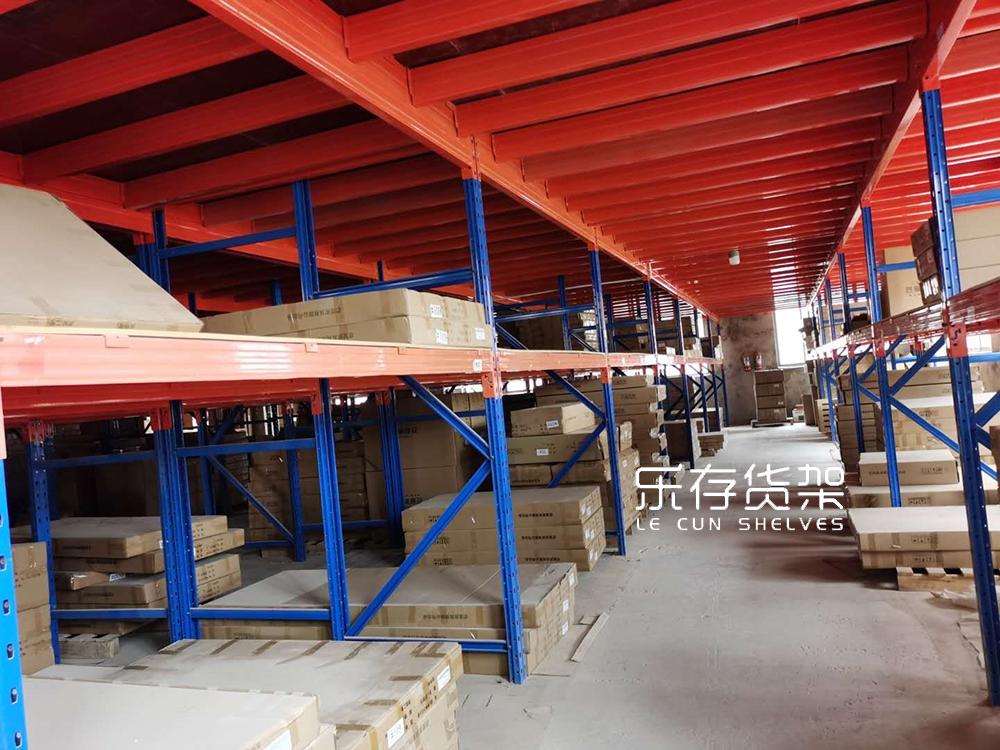 货架阁楼平台钢结构平台